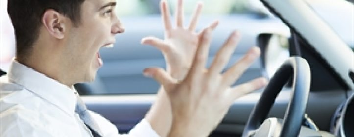 Driving with your partner 'increases' accident risk