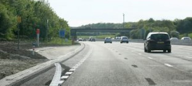 New smart motorway emergency areas highlight need for driver re-education