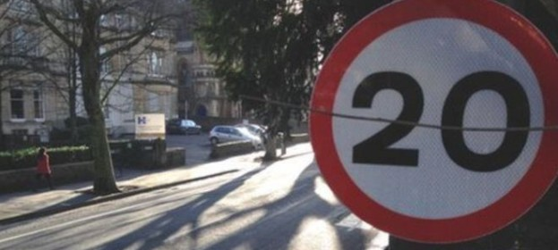 Bristol 20mph zones: Four lives a year saved, study finds 13 February 2018