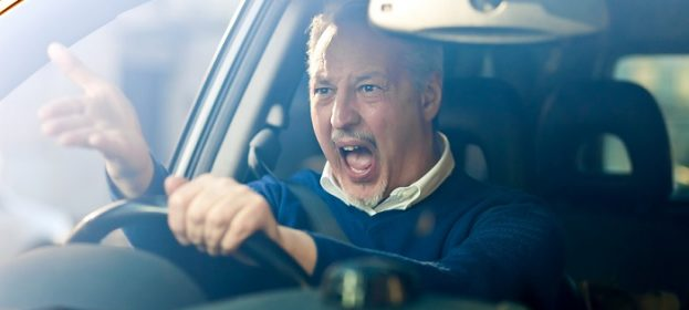 How to deal with tailgaters without losing your rag
